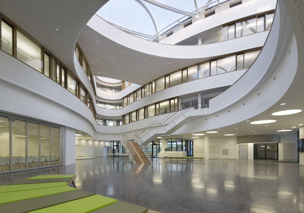 DEU, Hamburg, 05/2013, Center for Free-Electron Laser Science (CFEL),  Architekt: hammeskrause architekten, Bildtechnik: Digital-KB